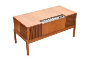 HMV Stereomaster 2411 radiogram