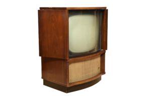 Ekco TC349 television receiver