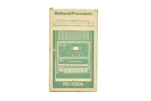 Panasonic RQ-312DS