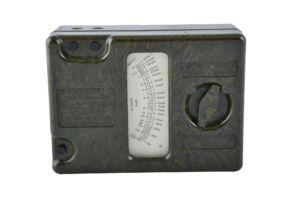 Evershed Meter