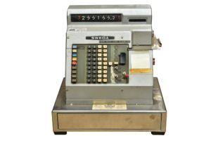 Svenska 76 cash register
