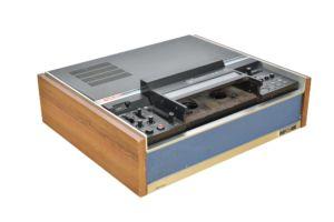 JVC CR6000E U-matic video recorder