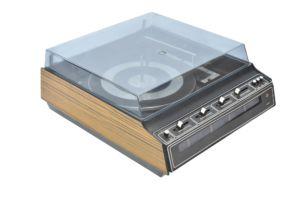 Pye 5001 record player