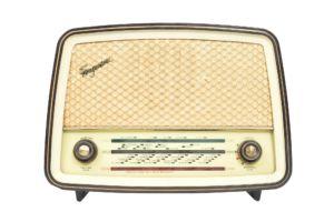 Ferguson 382U valve table radio
