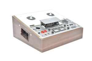 Sony TC-366 transistor reel to reel tape recorder