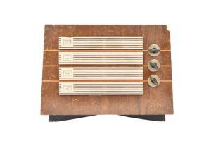 Ekco A147 valve table radio