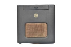 Pye New Baby Q All Dry valve radio