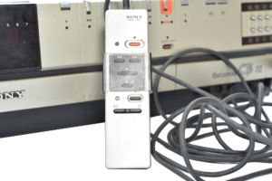 Sony SL-G5UB betamax video cassette recorder/player