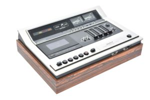 Sony Stereo Cassette Corder TC-177SD