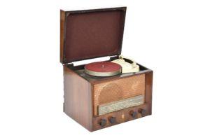 Philips 532A radiogram