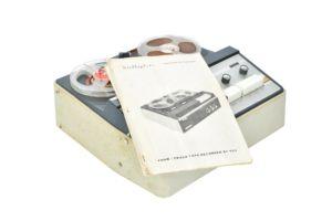Stellaphone four track tape recorder ST 458/00