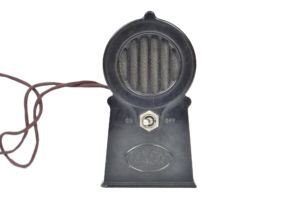 Ekco moving coil microphone