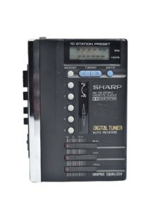 Sharp JC-568(BK)