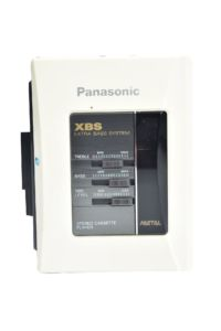 Panasonic Cassette Player RQ-P56