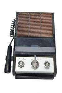 Jones 'Carousel' solid state cassette recorder
