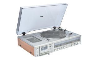 Hitachi SDT-140M Stereo Music Centre