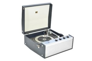 HMV 2012 portable record player